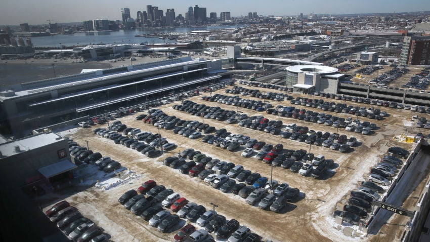 Car Auction At Logan Airport