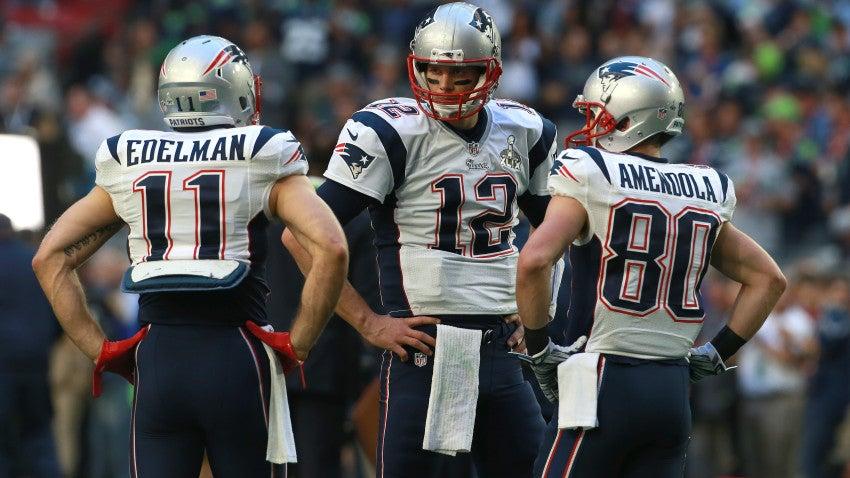 Danny Amendola Is Patriots Next Man Up After Julian Edelman