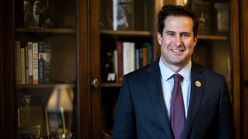 Best Used Family Car >> Rep. Seth Moulton talks courage and young Syrian refugee ...