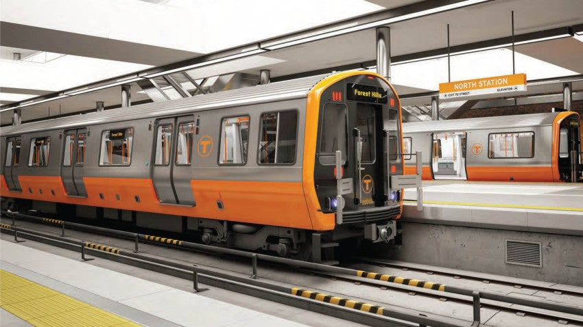 Mbta Announces Actual New Train Designs Boston Com