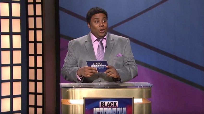 Saturday Night Live's 'Black Jeopardy' thinks Tom Brady ...