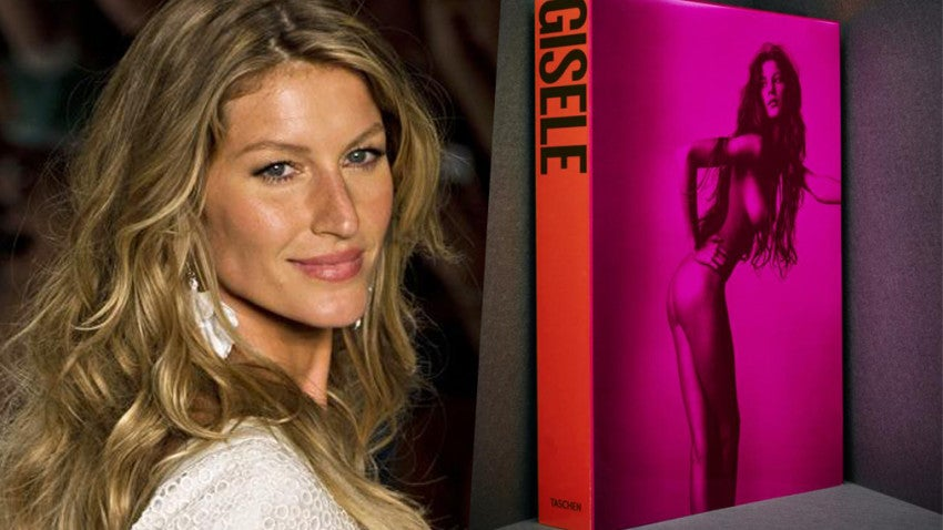 Gisele S Wicked Expensive Coffee Table Book Sold Out Before Its