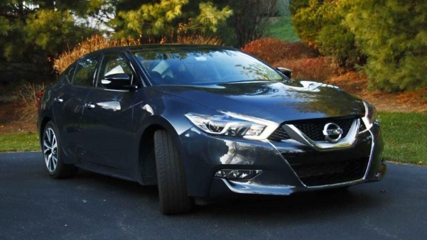 Nissan's Maxima just might push your buttons | Boston com