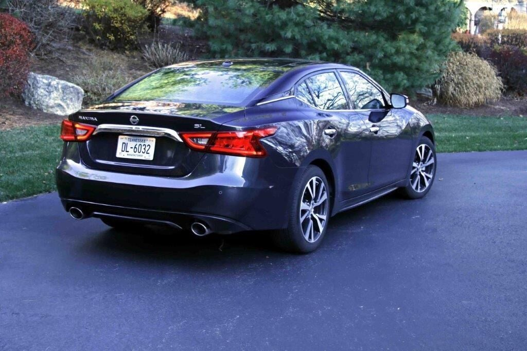 Nissan's Maxima just might push your buttons   Boston com