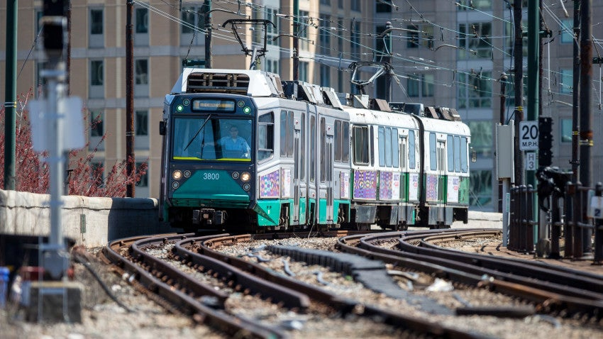 MBTA cancels contracts for Green Line extension | Boston com