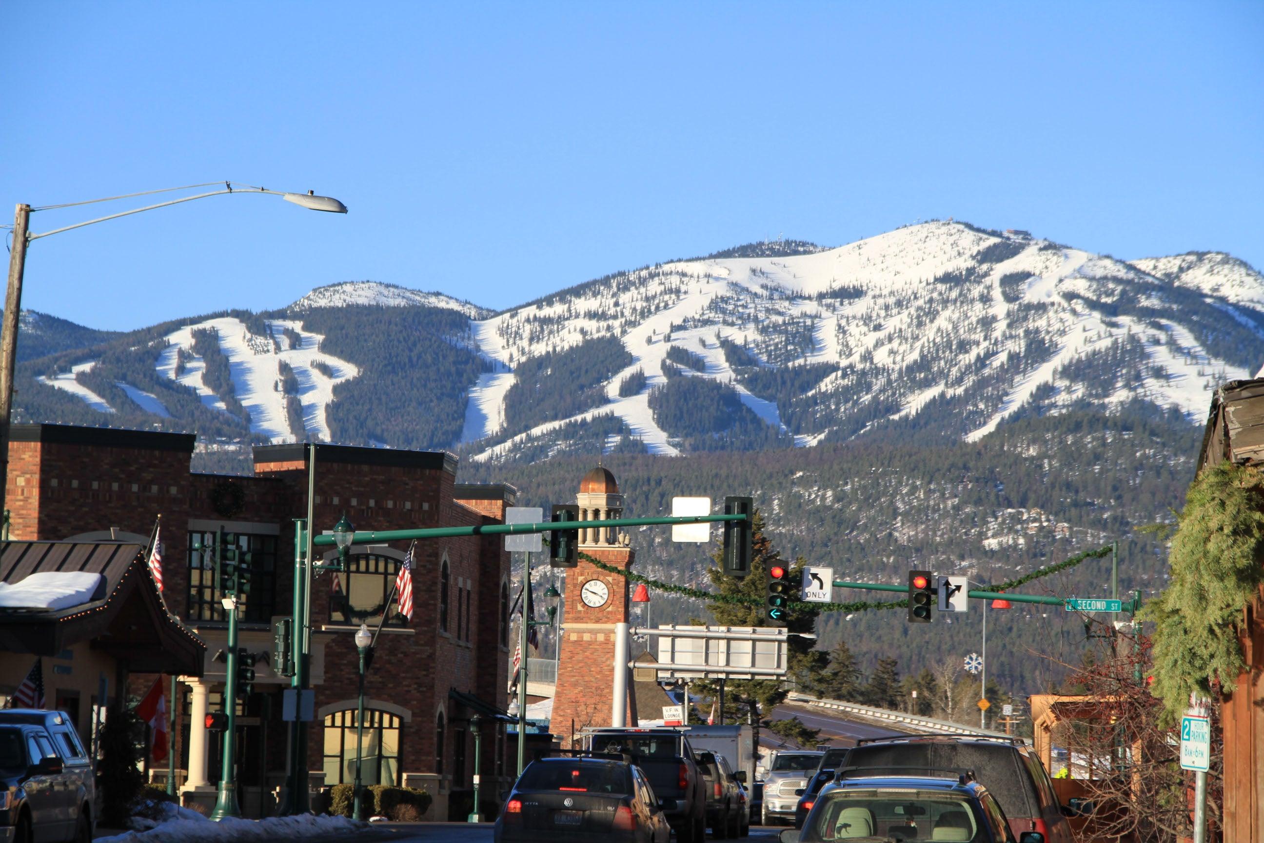 Ski Whitefish Montana S Original Big Mountain