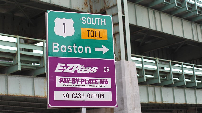 No E-ZPass? Then your Mass. Pike toll could cost more beginning ...