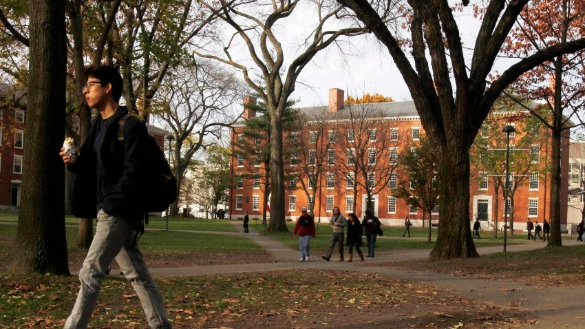 College application essay pay for harvard