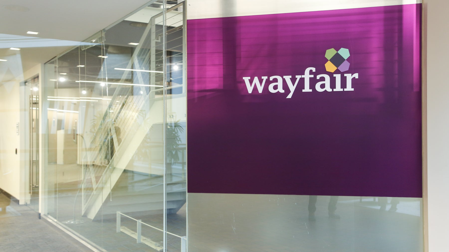 Wayfair is located in Copley Place.