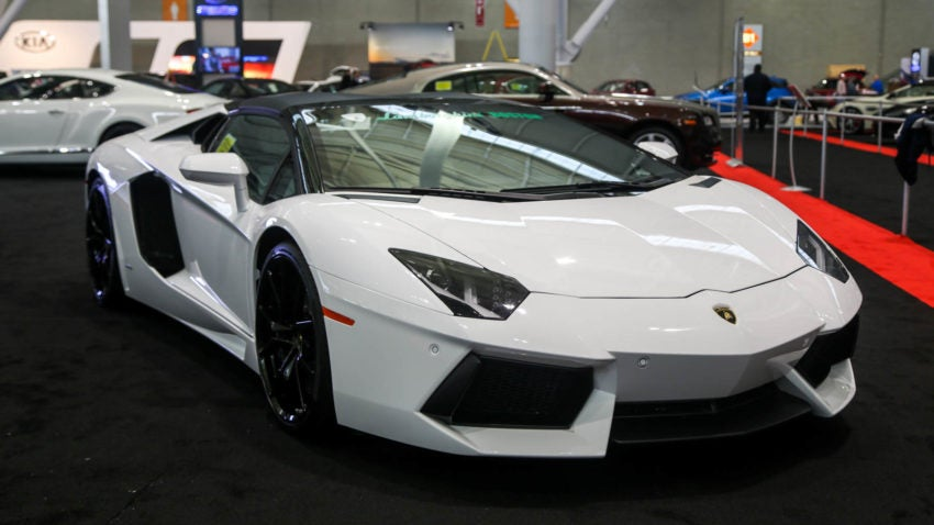 Check Out Some Exotic Wheels At The New England International - New england car show boston