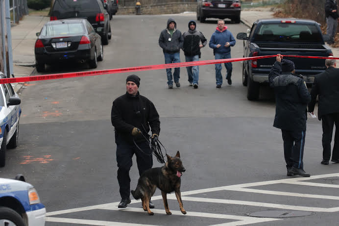 Boston police officer shot by 'armed career criminal' expected to