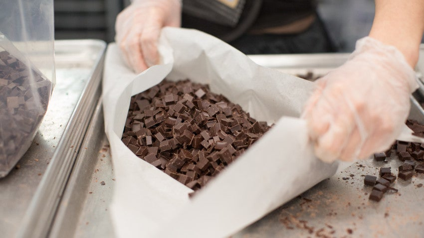 Taza sources cacao beans from Colombia, Belize, Haiti, Bolivia, and the Dominican Republic.