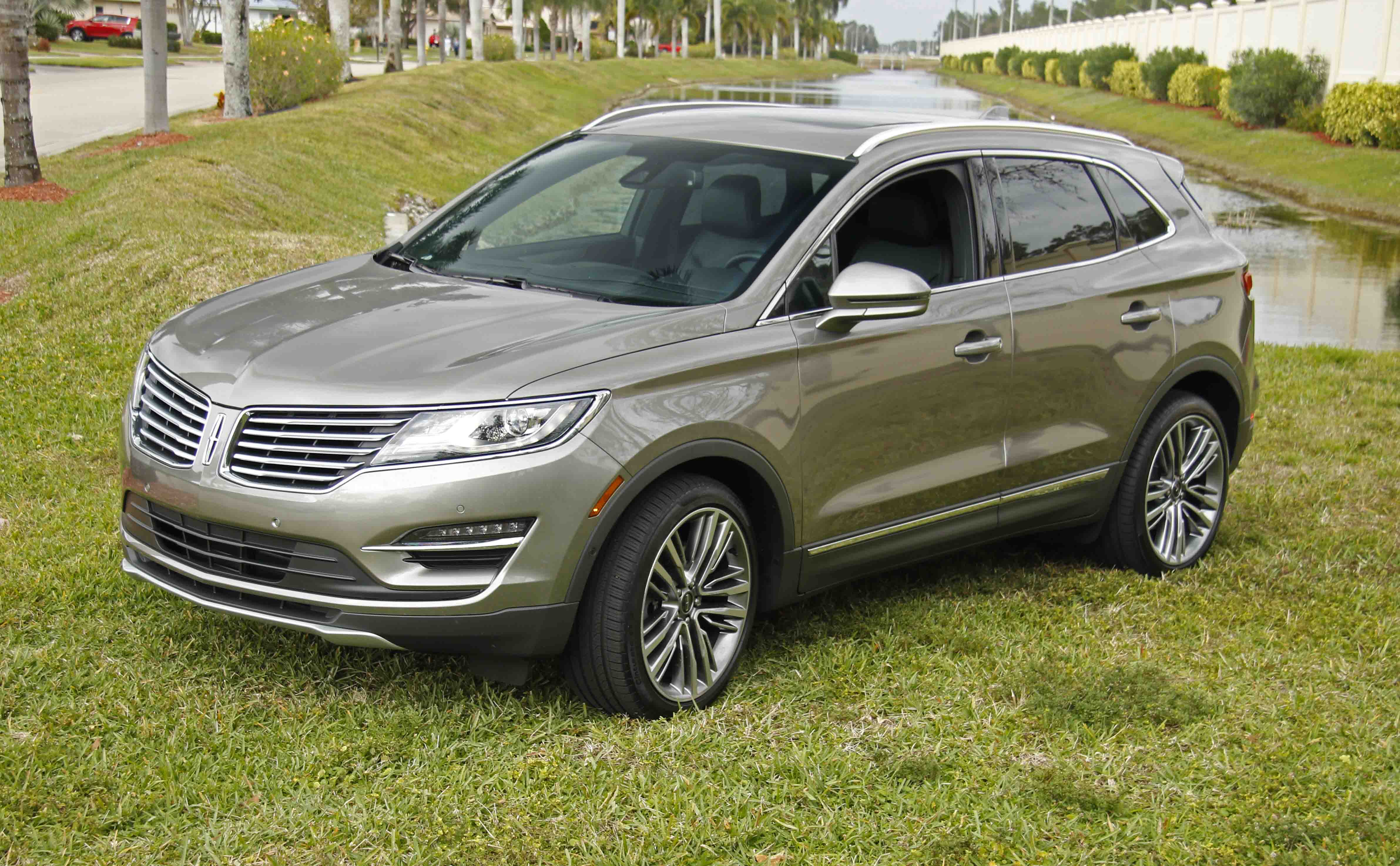 Lincoln s MKC A fortable traveling panion