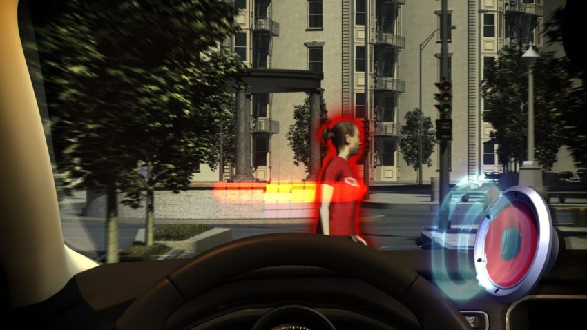 Driver's guide: What you need to know about pedestrian detection systems | Boston.com