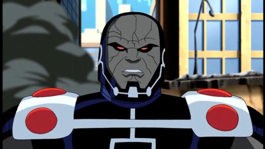Darkseid in Justice League Unlimited.