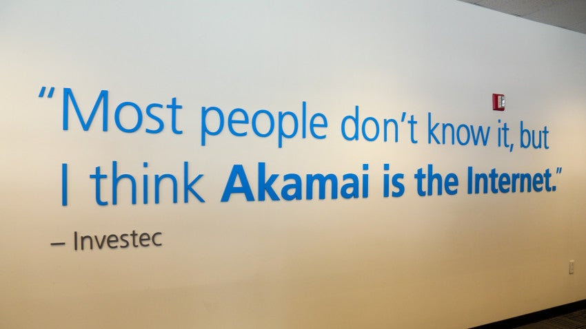Akamai's online delivery solutions address the demand for faster content access and an endless array of connected devices.