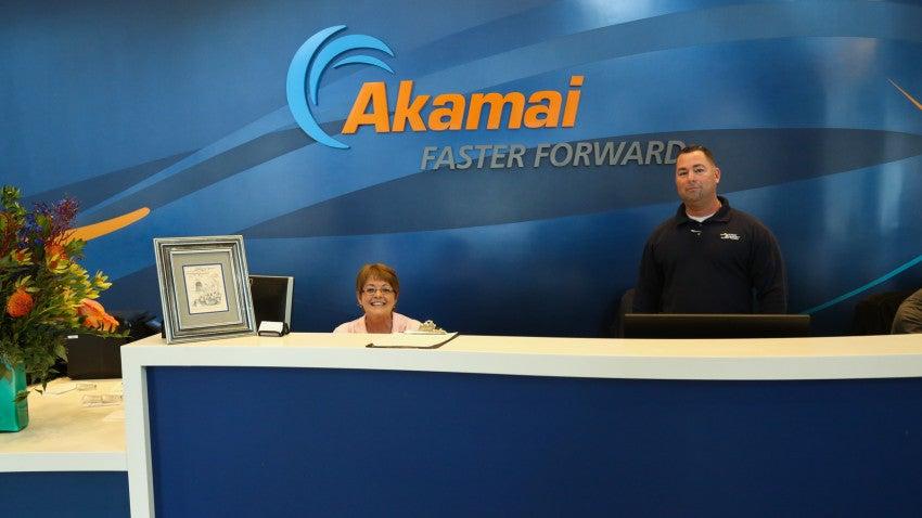 Akamai has over 6,100 employees worldwide.