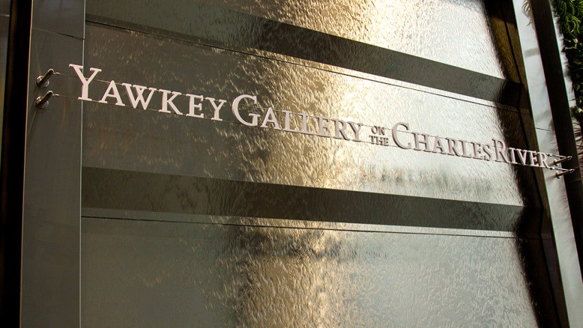 The Yawkey Gallery on the Charles River exhibit will feature engineering design challenges like a fish ladder interactive, a bridge building task, and a water sampling exercise. There will also be an interactive river table, a large, tactile, digital display table representing an urban river system.