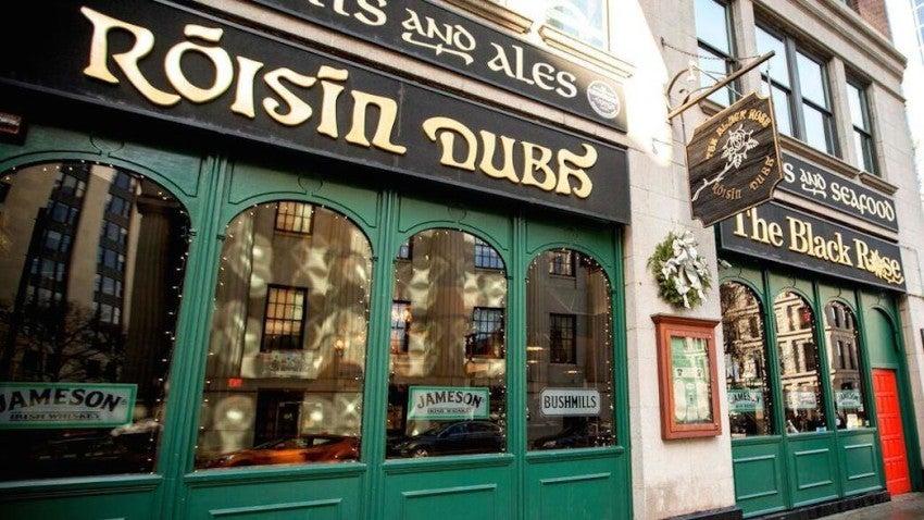 Irish Pubs Rhode Island