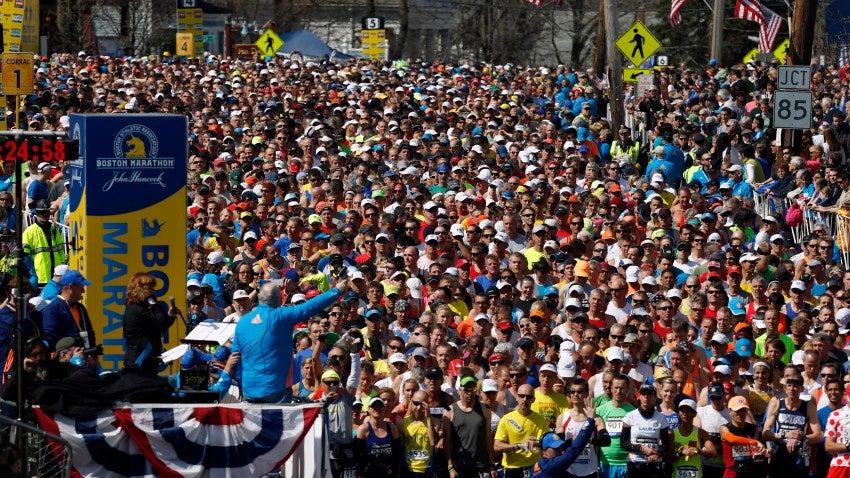 Officials outline 2016 boston marathon security plans
