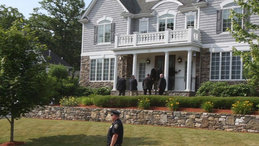 Aaron Hernandez's house is for sale