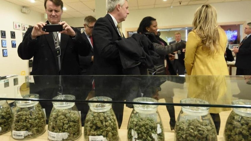 How can marijuana be made legal by states?