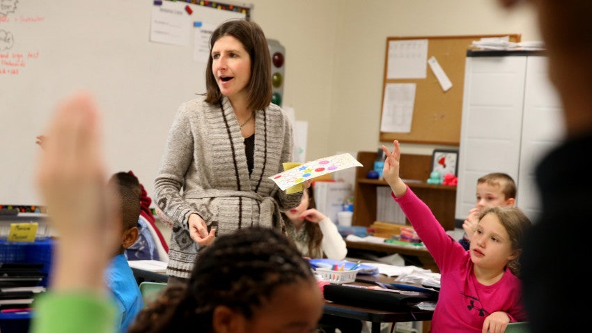 New hiring process at Boston Public Schools leads to better teachers, says  report