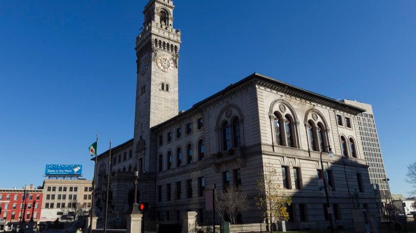 Worcester City Hall Jobs