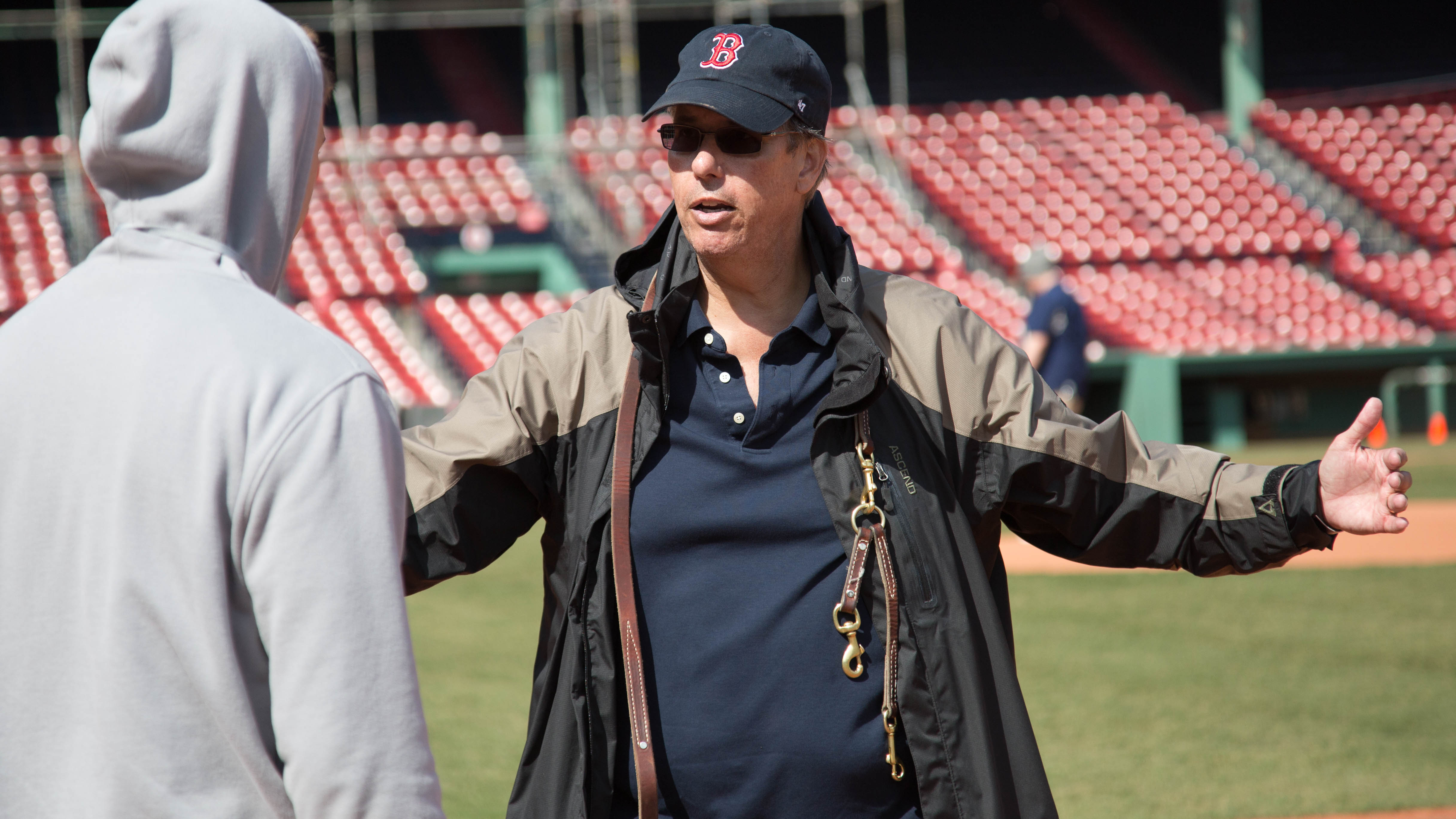 Dave Mellor has been Fenway Park's groundskeeper since 2001.
