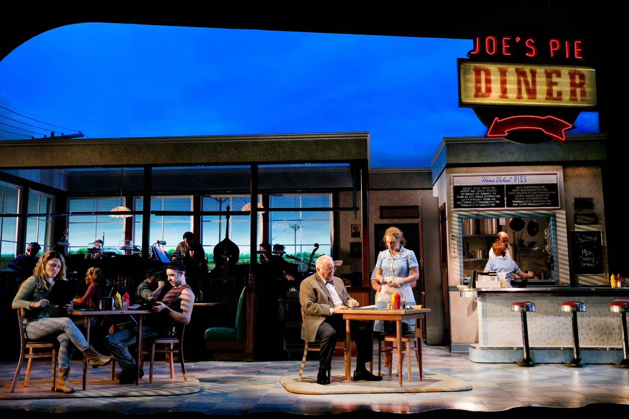"American Repertory Theater presents ""Waitress."""