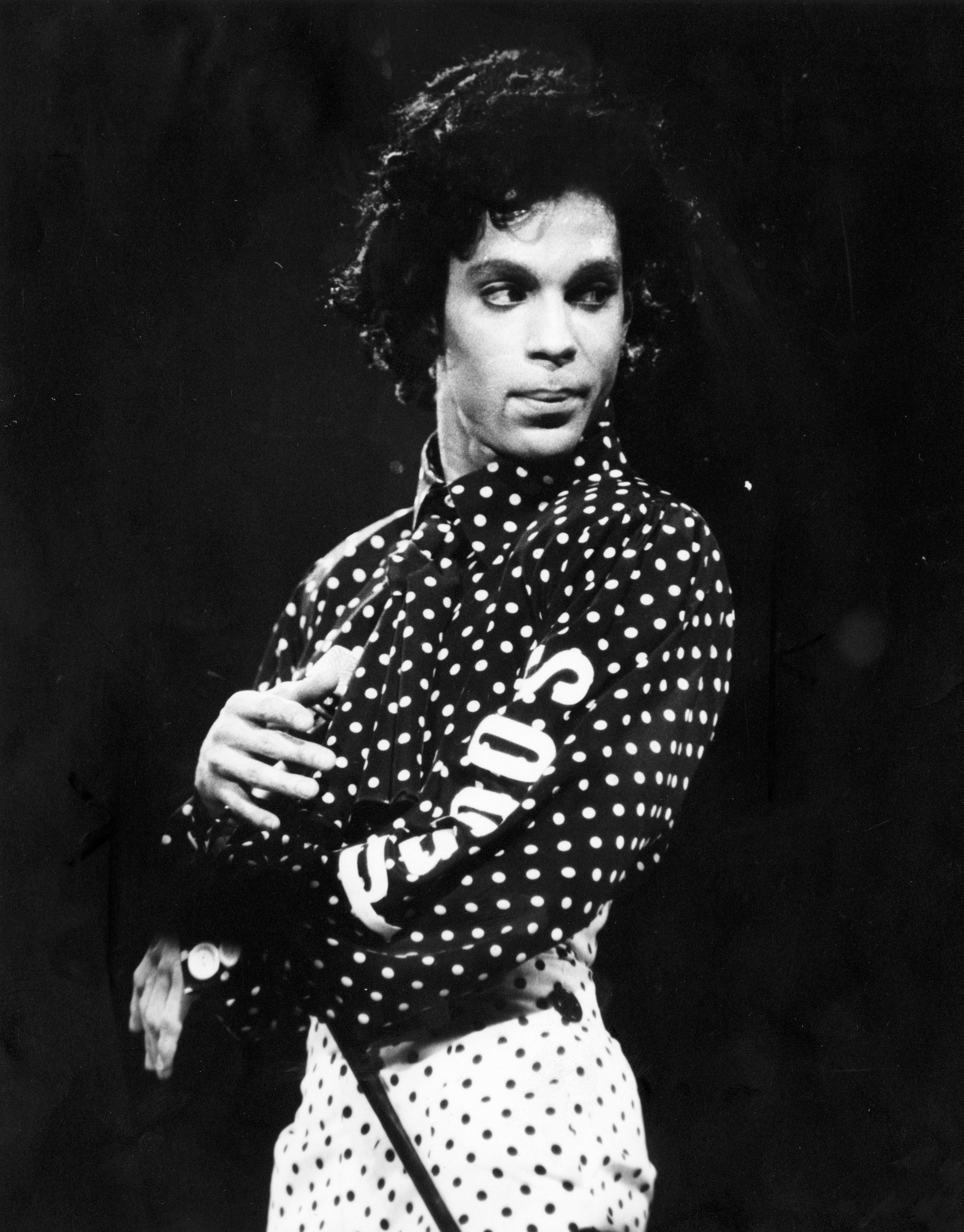 Prince performs at the Worcester Centrum on Oct. 20, 1988.