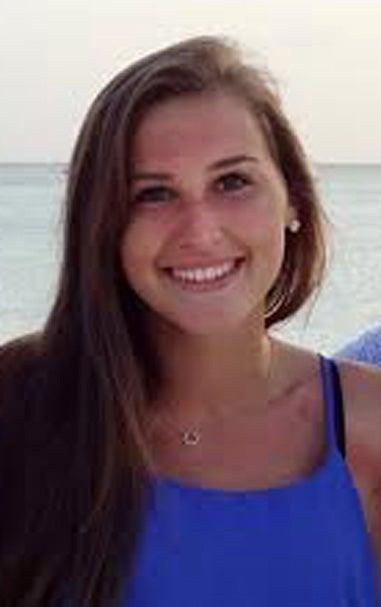 Kate McCarthy , 15, killed in Weymouth car crash.