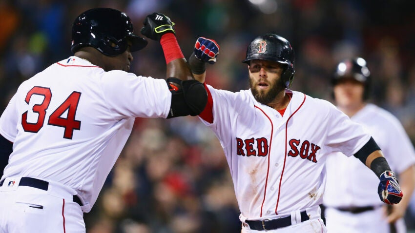 Photo of 'He played with a little chip on his shoulder': Dustin Pedroia's former teammates, managers react to his retirement | conor-roche