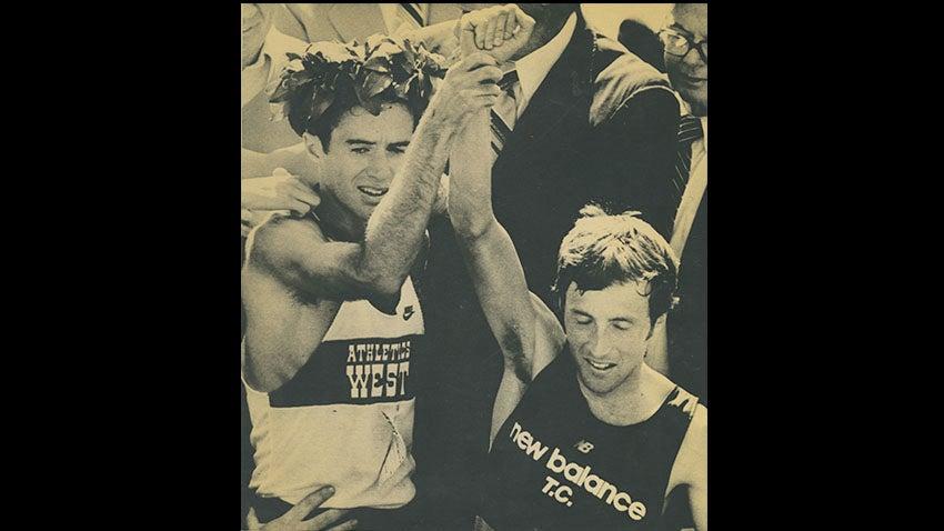 1982 Boston Marathon 6
