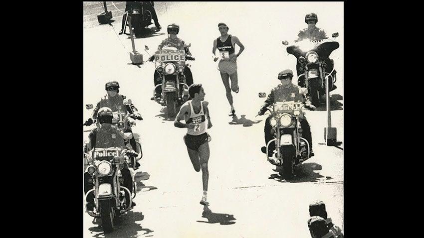 1982 Boston Marathon 5