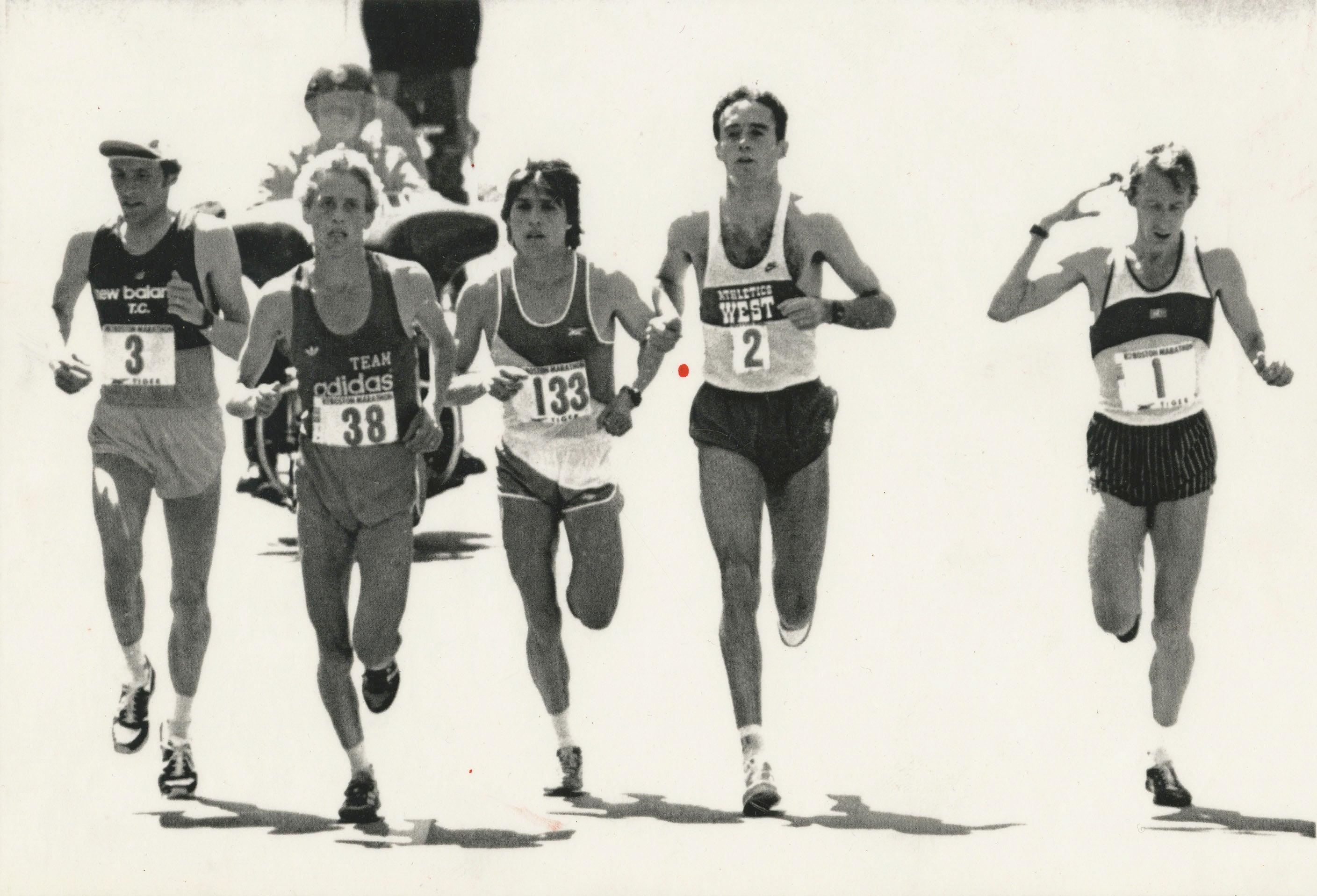 1982 Boston Marathon 1