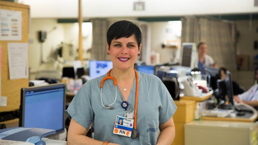 Stephanie Mastrocola went to Salem State University.