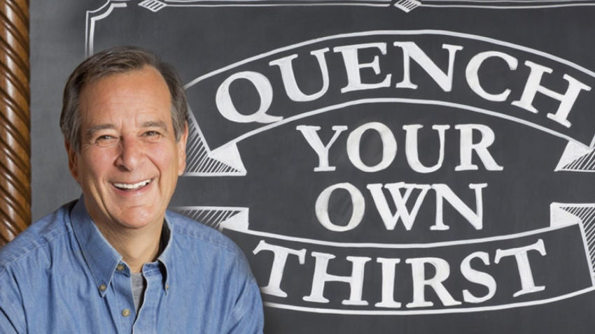 The cover of Quench Your Own Thirst.
