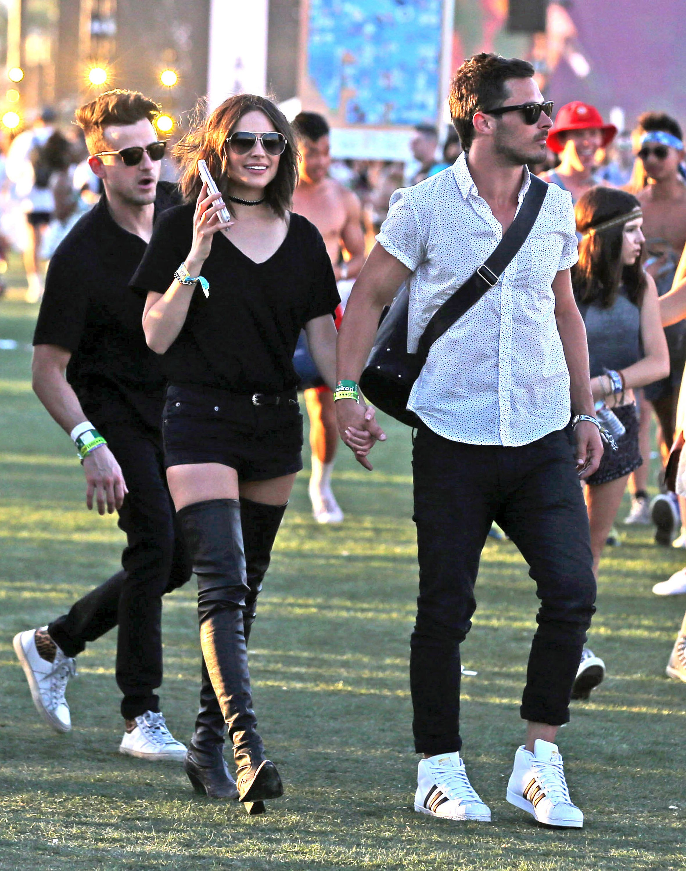 52027087 Celebrities at Day 2 of first weekend of The Coachella Valley Music and Arts Festival in Coachella, California on April 16, 2015. Celebrities at Day 2 of first weekend of The Coachella Valley Music and Arts Festival in Coachella, California on April 16, 2015. Pictured: Olivia Culpo FameFlynet, Inc - Beverly Hills, CA, USA - +1 (310) 505-9876