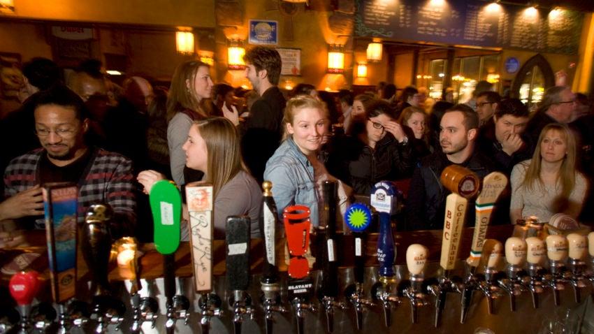 The 2013 Boston Beer Week Kickoff at Publick House.