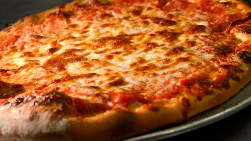 Massachusetts is one of the best pizza states in America, according to Food & Wine