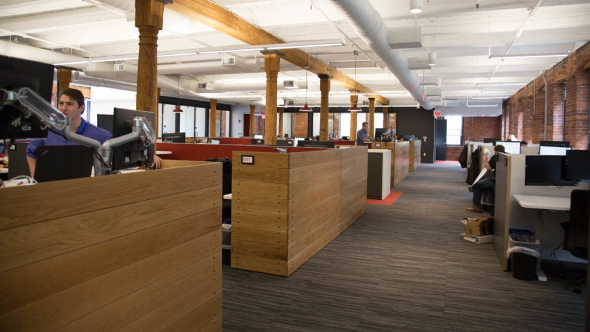 """Shawmut recently introduced """"Shawmut Flex,"""" a flexible work program meant to enhance workers' work-life balance. The program lets employees to flex their time, condense the work week, and telecommute."""