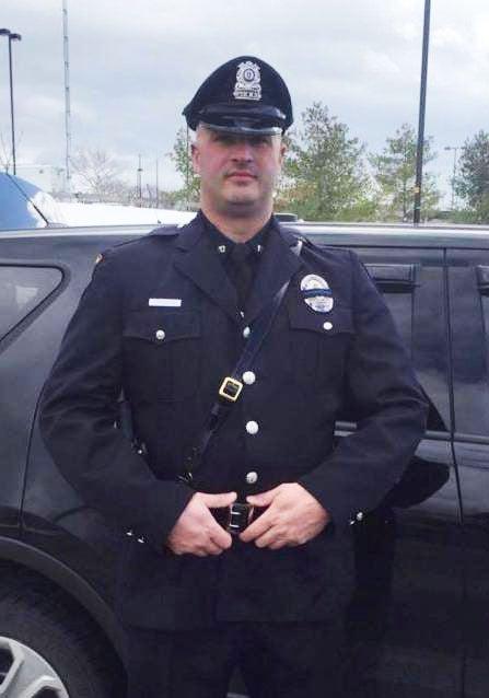Funeral arrangements announced for slain Auburn officer
