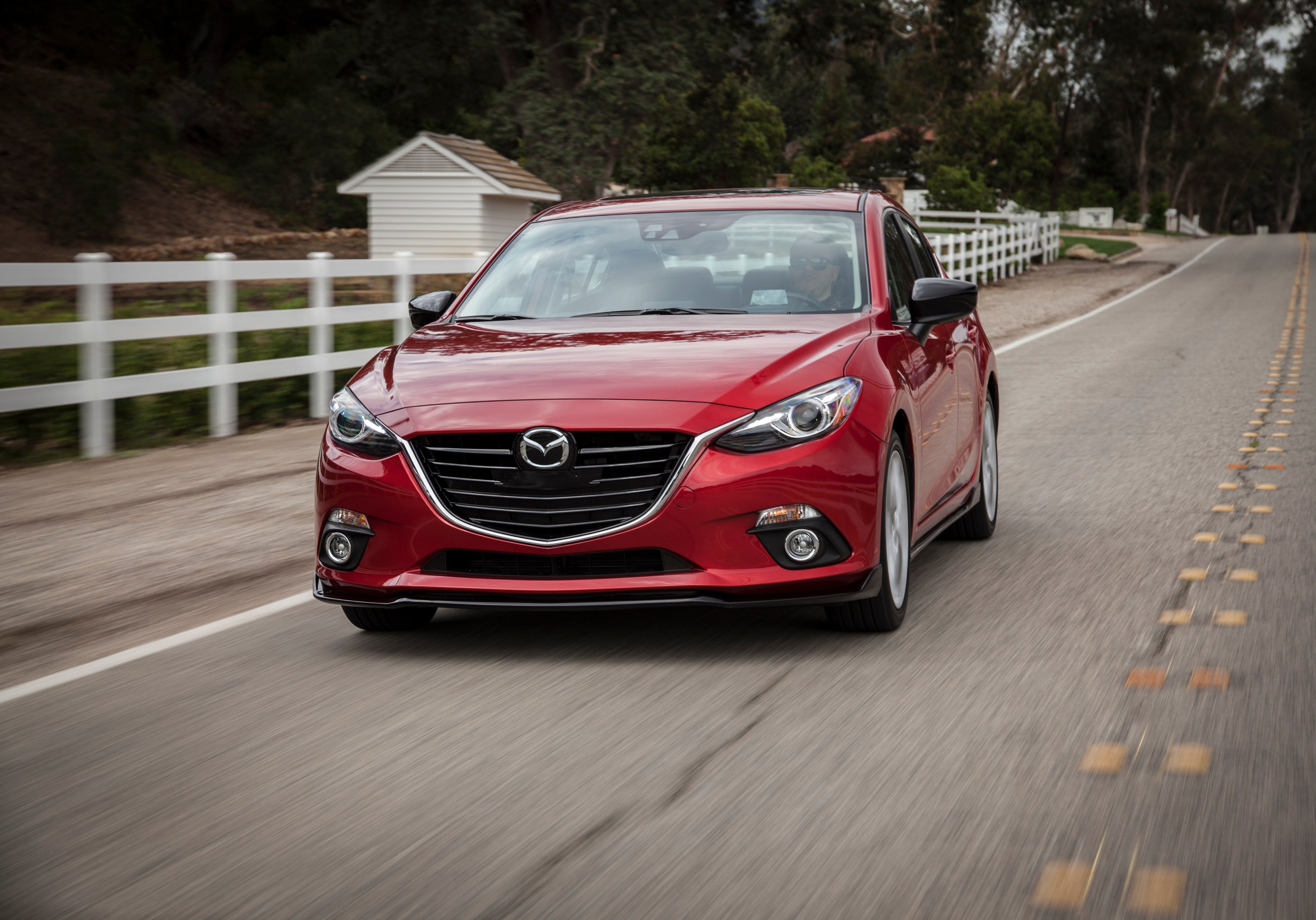 Kelley Blue Book released its annual list of cool wheels that won't break the bank. The Mazda3 took the top spot for the third year in a row.