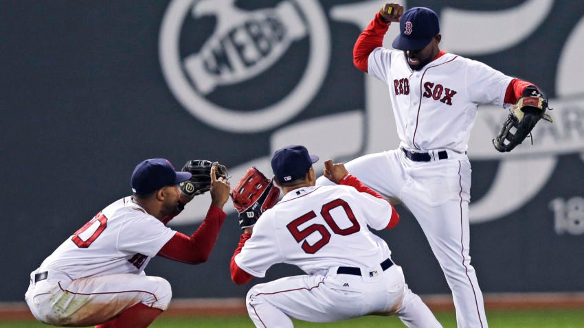 10 Early Surprises From The 2016 Red Sox Season