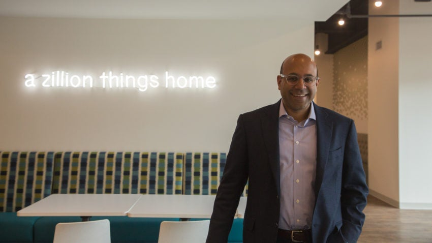 Wayfair CEO Niraj Shah talks hiring, office culture and