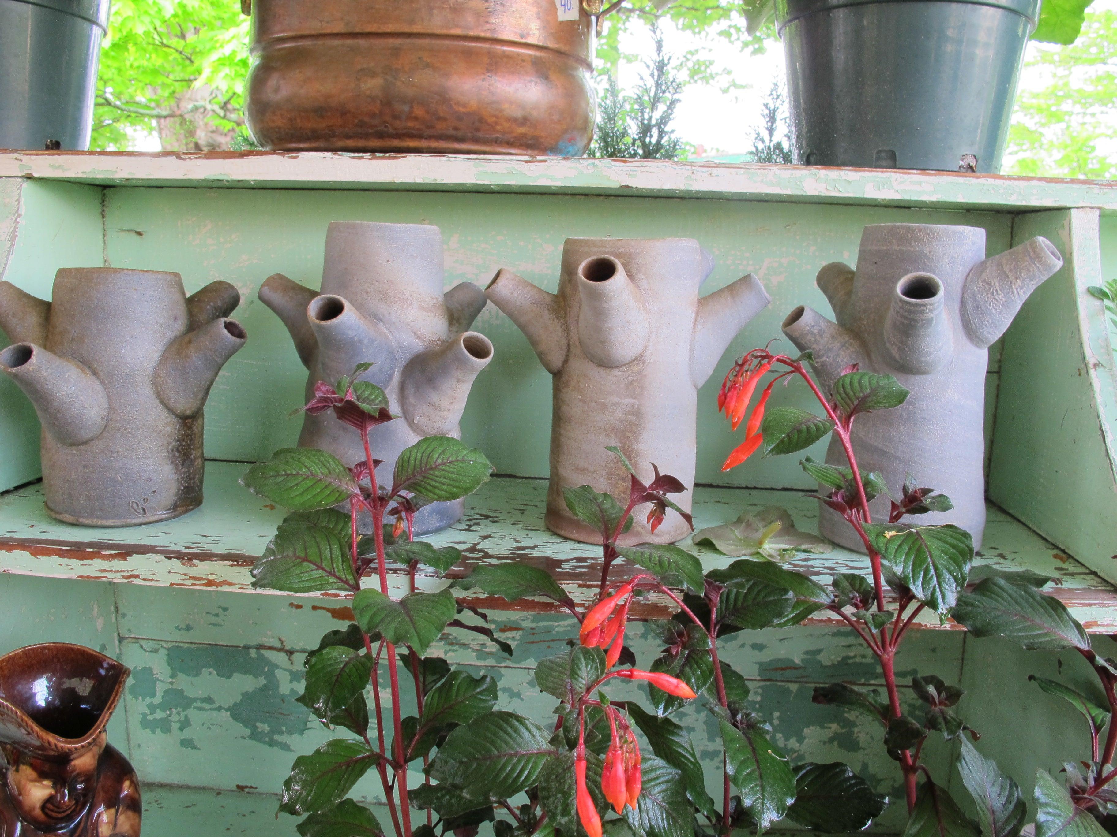 Garden antiques at Trade Secrets