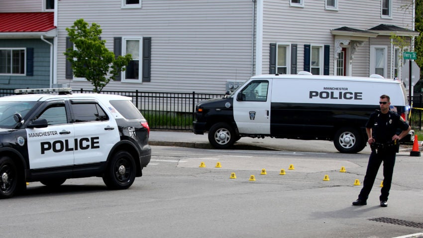 New Hampshire police officer shot in face, torso, released from ...
