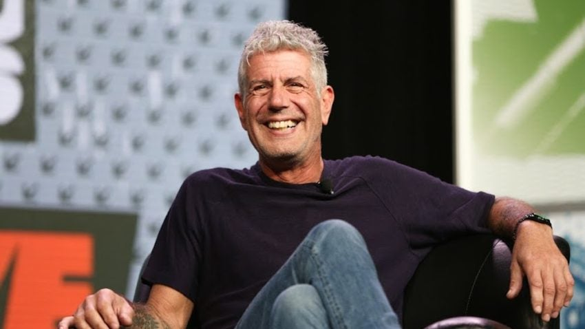 Tickets Are On Sale For Anthony Bourdain S Live Tour