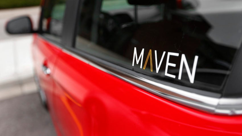 gm will expand car sharing service maven to boston this summer. Black Bedroom Furniture Sets. Home Design Ideas